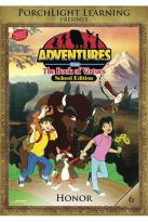 Adventures from the book of virtues theme song