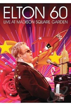 Elton 60 Live At Madison Square Garden Dvd Movie
