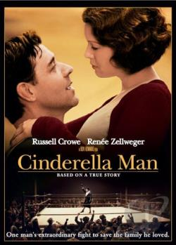 the life and struggles of boxing champion james braddock in the film cinderella man 2/16 - boxingtalknet: one on one with espn's jeremy schaap -- scroll for  mention  amazon uk: you can pre-order - braddock: the rise of the cinderella  man  at saddoboxingcom: an article on braddock with mention of the film   cinderella man, a motion picture on the life of former world champ james j  braddock.
