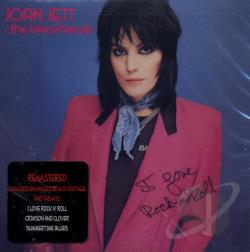 Joan Jett Joan Jett Amp The Blackhearts I Love Rock N