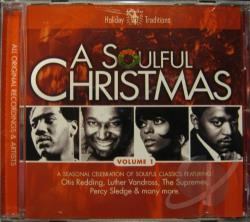 A Soulful Christmas Vol. 1 CD Album
