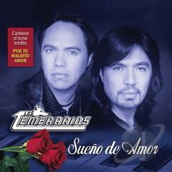 Los Temerarios Sueno De Amor Cd Album
