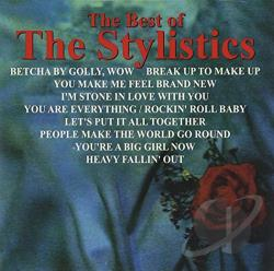Stylistics the best of the stylistics v. 2 amazon. Com music.