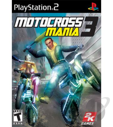 motocross 3 mania ps2 cheats