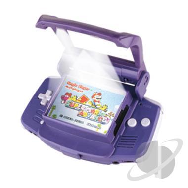 Gba Flip Up Light Magnifier Game Boy Advance