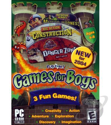 playzone 2004 games boys pc game