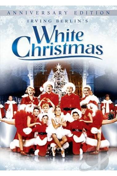 danny kaye white christmas dvd