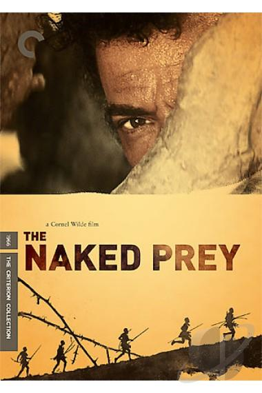 Buy naked prey dvd
