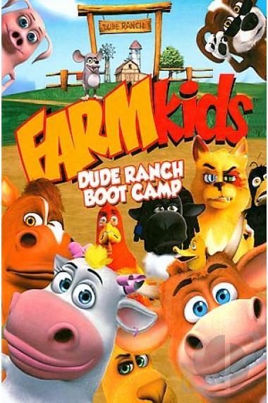 farmkids dude ranch boot camp dvd movie. Black Bedroom Furniture Sets. Home Design Ideas