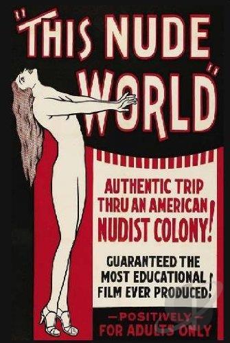adult nudist dvd