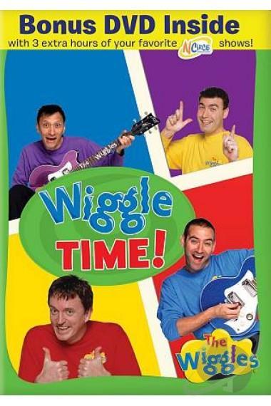 Wiggles: Wiggle Time DVD Movie