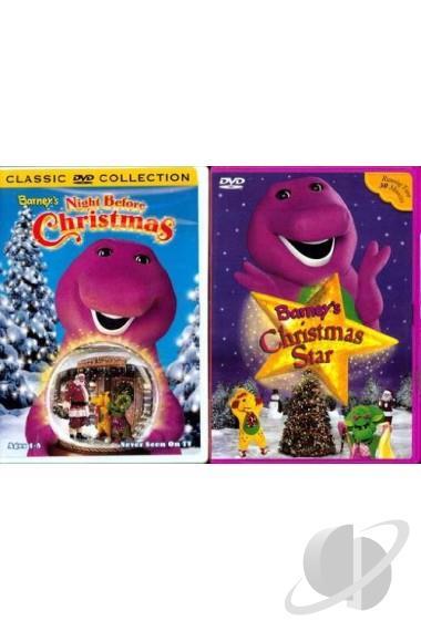barney christmas starbarney barneys holiday dvd - Barney Christmas Movie