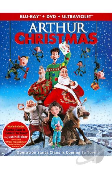 arthur christmas - Arthur Christmas Dvd