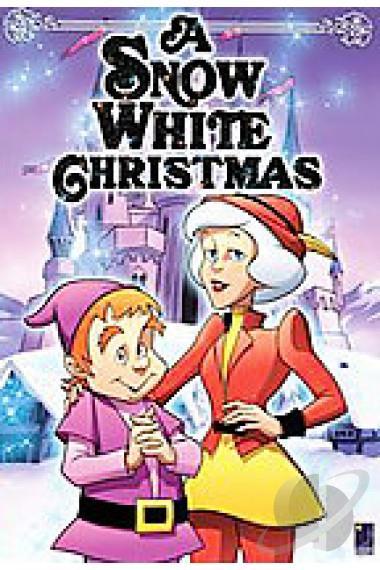 snow white christmas dvd