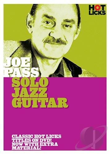 Solo Jazz Guitar Dvd Movie