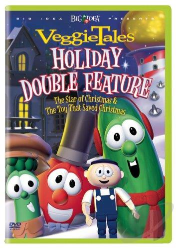 veggietales holiday double feature the toy that saved christmas the star of christmas - The Toy That Saved Christmas