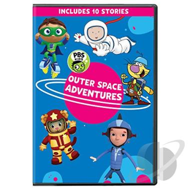 Pbs Kids Outer Space Adventures Dvd Movie