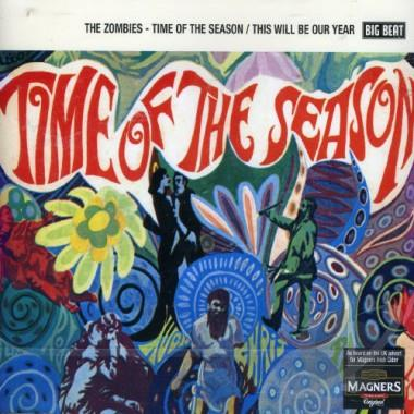 Zombies Time Of The Season This Will Be Our Year Cd Single