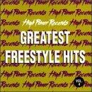 Greatest Freestyle Hits, Vol  4 CD Album
