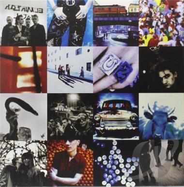 U2 Achtung Baby Cd Album