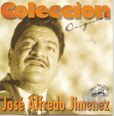 Jose Alfredo Jimenez - Coleccion Original CD Album