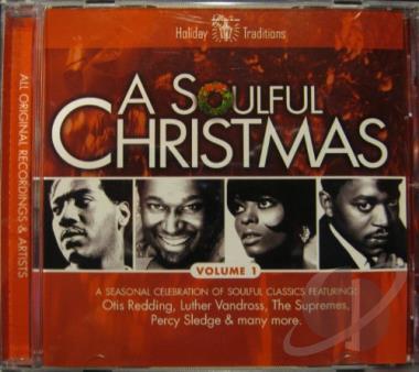 a soulful christmas vol 1 cd