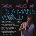 Sarah vaughan its a mans world cd album sarah vaughan its a mans world cd stopboris Choice Image
