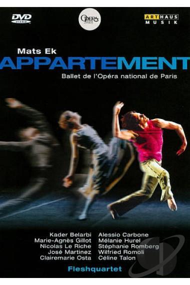 Mats Ek Appartement Dvd