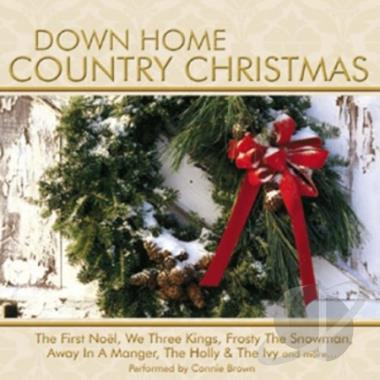 connie brown down home country christmas cd - Country Christmas Cd