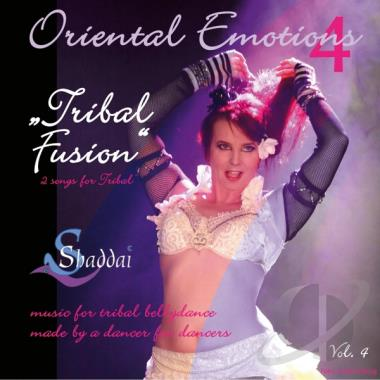 cd tribal fusion