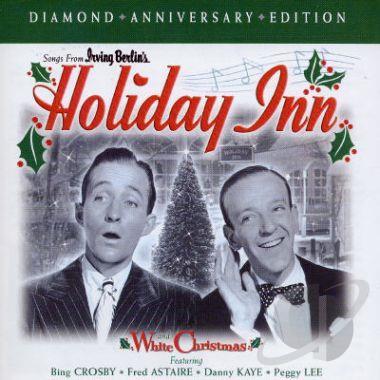 irving berlin original soundtrack holiday inn white christmas cd - Bing Crosby White Christmas Album