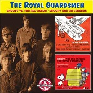 royal guardsmen snoopy vs the red baronsnoopy his friends cd - Snoopy Red Baron Christmas Song