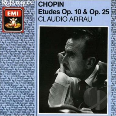 Arrau / Chopin - Chopin: Etudes Op 10 & Op 25 / Claudio Arrau