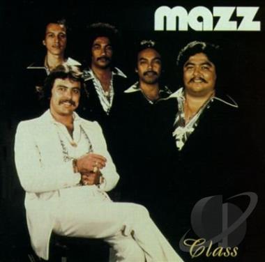 mazz class cd
