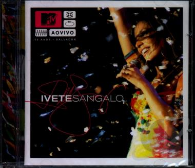cd ivete sangalo mtv ao vivo