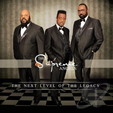 Supreme Angels Next Level Of The Legacy Cd Album