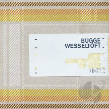 Bugge Wesseltoft - New Conception of Jazz Live CD Album