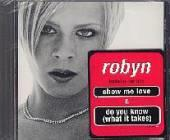 Robyn Is Here CD Album