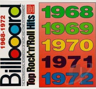 Billboard Top Rock Roll Hits 1968 72 CD