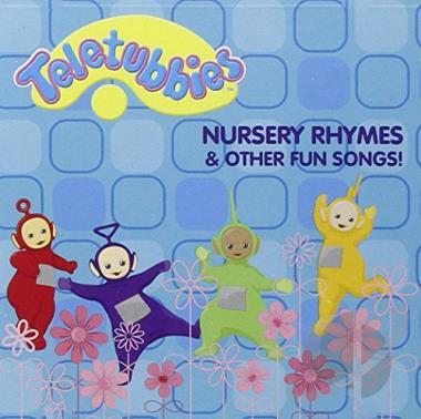Teletubbies Nursery Rhymes And Other Fun Songs Cd Album