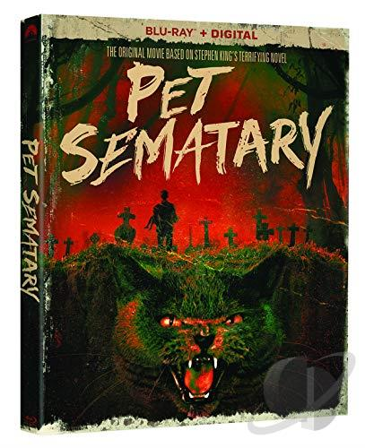 Pet Sematary Blu Ray Movie