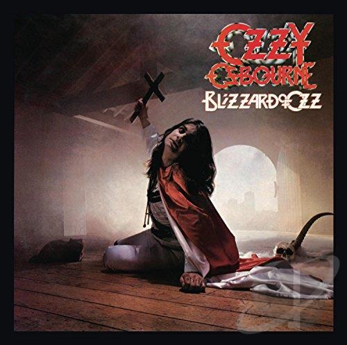 Blizzard Of Ozz CD Album