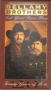 Bellamy Brothers Let Your Love Flow 20 Years Of Hits Cd Album