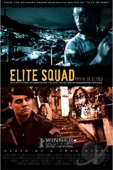 Elite Squad DVD Movie