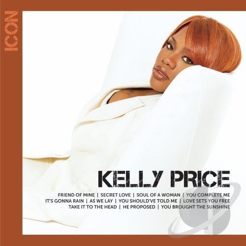 Kelly Price Icon Cd Album