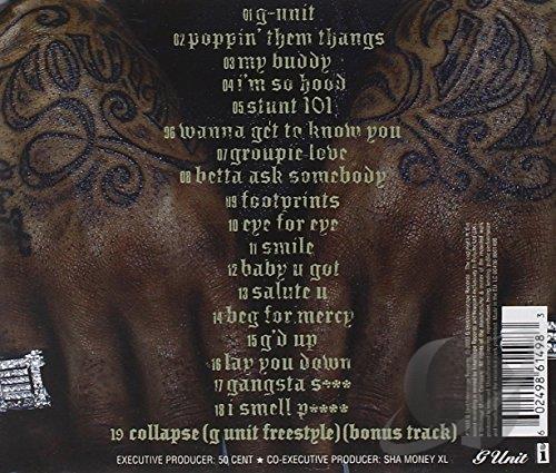 G Unit Beg For Mercy Cd Album